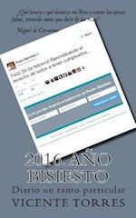 2016. Ano Bisiesto af Vicente Torres
