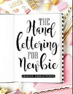 The Hand Lettering for Newbie