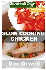 Slow Cooking Chicken