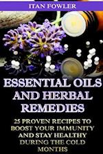 Essential Oils and Herbal Remedies