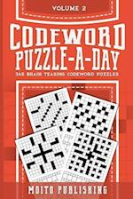 Codeword Puzzle-A-Day