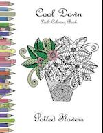 Cool Down - Adult Coloring Book