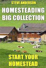 Homesteading Big Collection
