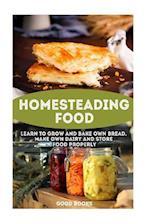 Homesteading Food