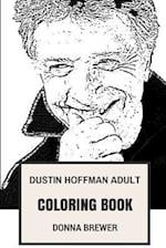 Dustin Hoffman Adult Coloring Book