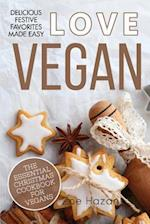 The Essential Christmas Cookbook for Vegans