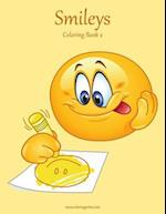 Smileys Coloring Book 2
