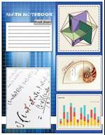 Math Notebook Graph Paper