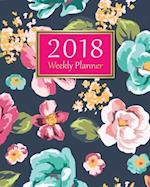 2018 Academic Planner Weekly and Monthly