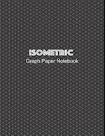 Isometric Graph Paper Notebook