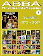 Abba - Vinyl Records Magazine No. 7 - Sweden (1972 - 2017)