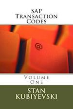SAP Transaction Codes - Volume One