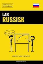 Laer Russisk - Hurtigt / Nemt / Effektivt