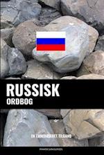Russisk Ordbog