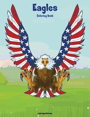 Eagles Coloring Book 1