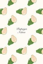 Papaya Notes