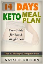 14 Days Keto Meal Plan