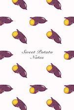 Sweet Potato Notes
