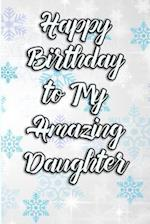 Happy Birthday to My Amazing Daughter