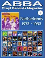 Abba - Vinyl Records Magazine No. 8 - Netherlands (1973 - 1993)