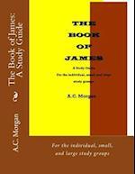 The Book of James af A. C. Morgan