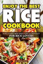 Enjoy the Best Rice Cookbook