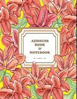 Address Book & Notebook