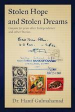 Stolen Hope and Stolen Dreams