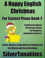 A Happy English Christmas for Easiest Piano Book 2