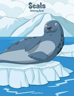 Seals Coloring Book 1