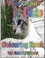 The Great Cats Colouring Book