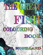 The Great Fish Colouring Book
