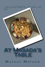 At Masada's Table