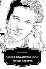Richard Gere Adult Coloring Book