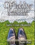 Wedding Planner & Organizer Book