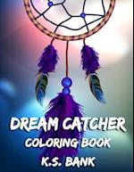 Dream Catcher Coloring Book. by K.S. Bank