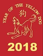 2018 Year of the Yellow Dog
