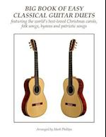 Big Book of Easy Classical Guitar Duets