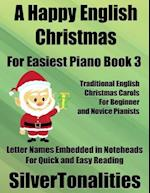 A Happy English Christmas for Easiest Piano Book 3