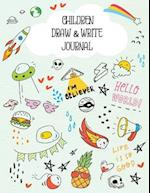 Children Draw & Write Journal