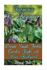 Farming for Beginners