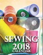 Sewing 2018 Calendar