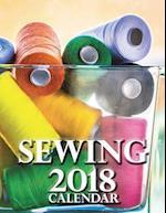 Sewing 2018 Calendar (UK Edition)