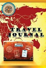 Travel Journal, Traveler Notebook for Men and Women, Personal Diary