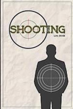 Shooting Log Book