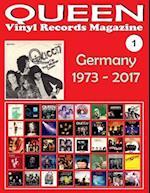 Queen - Vinyl Records Magazine No. 1 - Germany (1973 - 2017)