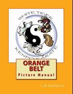 White Tiger Kenpo Orange Belt