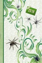 Spider 2018 Diary