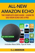 All-New Amazon Echo - The Complete User Guide