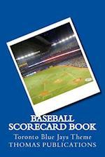 Baseball Scorecard Book